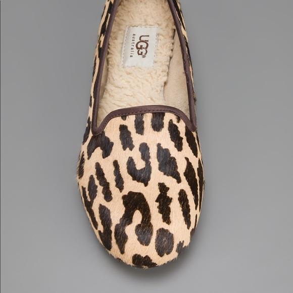 leopard print loafers australia